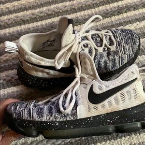 Youth Nike KD shoes